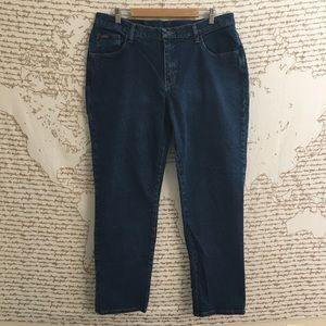 Riders 16w Vintage Stretch Mom Jeans A14-14